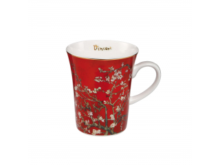"Cana ""Almond Tree red"", 11 cm, 0,3 l, 1 buc"
