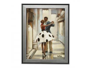 "Tablou ""Dancers"" 23x30 cm , 1buc"