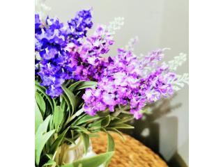 Decor ''Lavanda Fiorita'' , violet,1 buc.