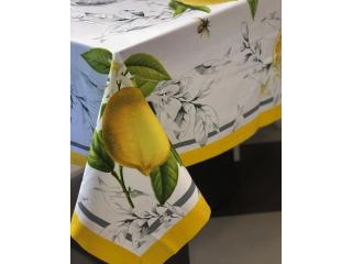 "Fata de masa ""Lemon"", 178*274 cm, 1 buc"