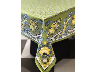 "Fata de masa ""Provence Verde"", 178*274 cm, 1 buc"