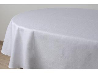 Fata de masa Alba ovala 144*250 cm, 1 buc