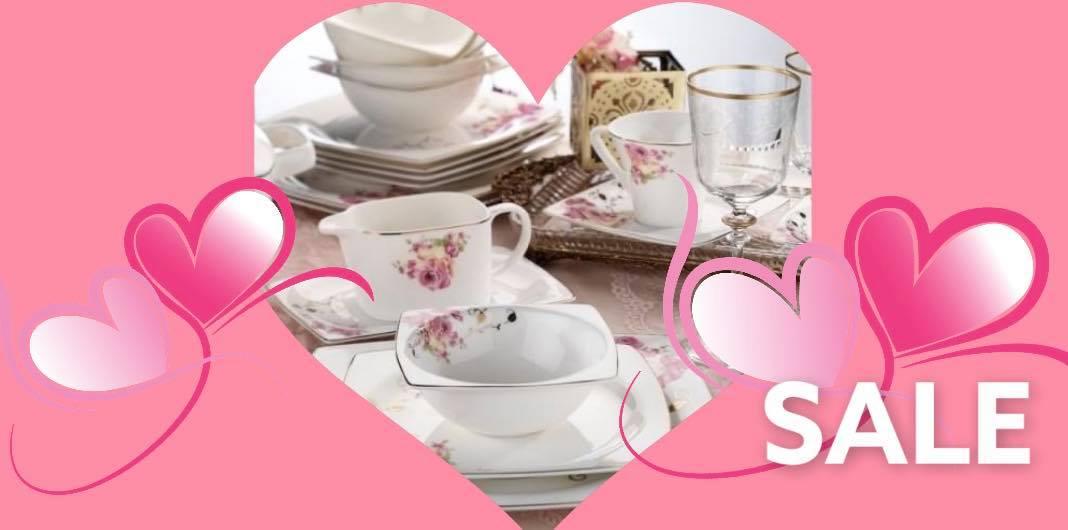 Servicii de masă la -25 % REDUCERE! Fii gata de Valentine's Day!