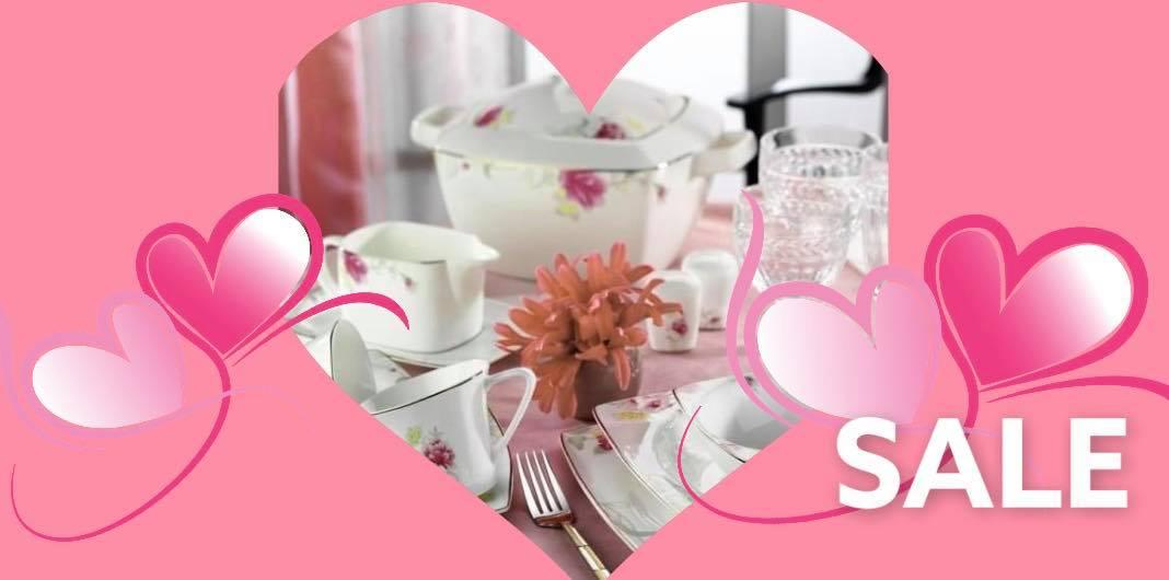 Servicii de masă la - 25 % REDUCERE! Fii gata de Valentine's Day!