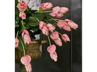 "Floare artificiala ""Medinilla"" ,H73CM,pink,  1 buc."