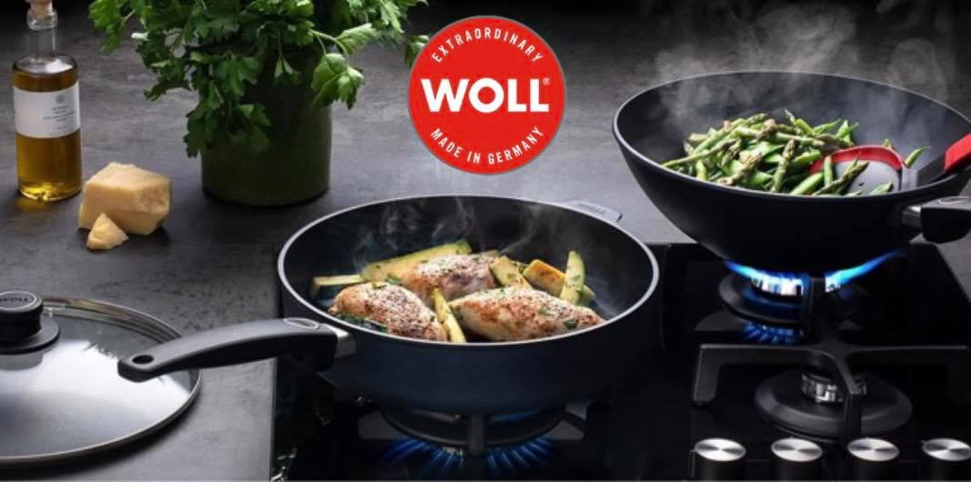 WOLL- TOP la nivel de calitate, performanță, inovație! Made in Germany