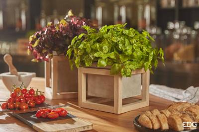 """Floare artificiala """"Basilico""""  h22 cm, 1 buc., Flori artificiale,"""