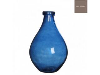 Vaza ''Viva'', blue,h32,d23,5cm, 1 buc