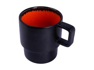 """""""Fire Orange"""" Cana pt cafea 200ml.,1buc."""
