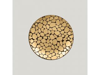 """""""Pebbles Nano"""" Platou plat 24cm.,1buc."""