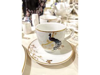 """Peacock"" Set de ceai, 21 piese"