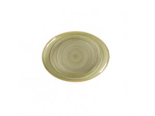 ''Spot Emerald''' Platou oval 21 cm, 1 buc