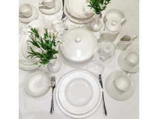 """""""Banquet-Olivia"""" Set de masa p-u 6 pers., 45 pcs."""