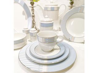 """""""Banquet-Zara"""" Set de masa p-u 6 pers., 45 pcs."""