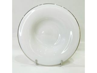 """""""Opus Platinum"""" Farfurie adinca 22.8 cm, 1 buc."""
