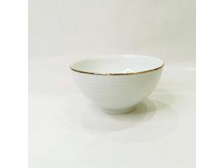 """Simplicity Thick Edge Gold"" Bol 15,8 cm, 1 buc."
