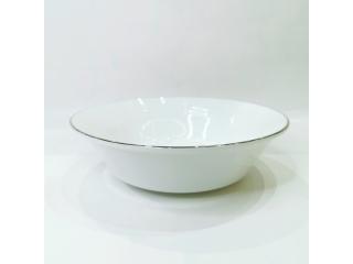 """Simplicity Thick Edge Platinum"" Salatiera 23,6 cm, 1 buc."